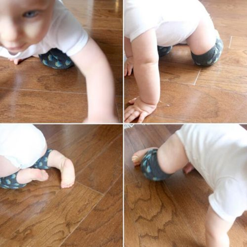 Baby Crawling Knee Protection Anti-Slip Pads