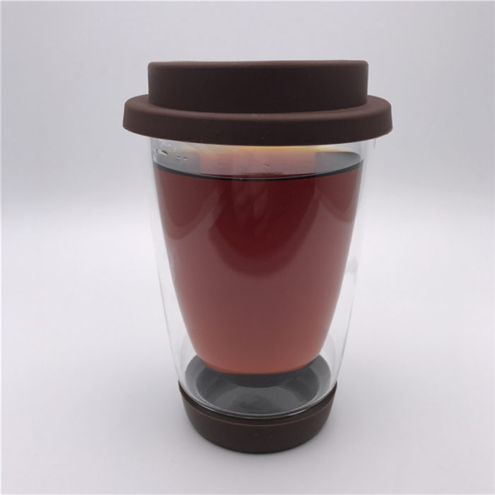 Glass Cup Double Wall