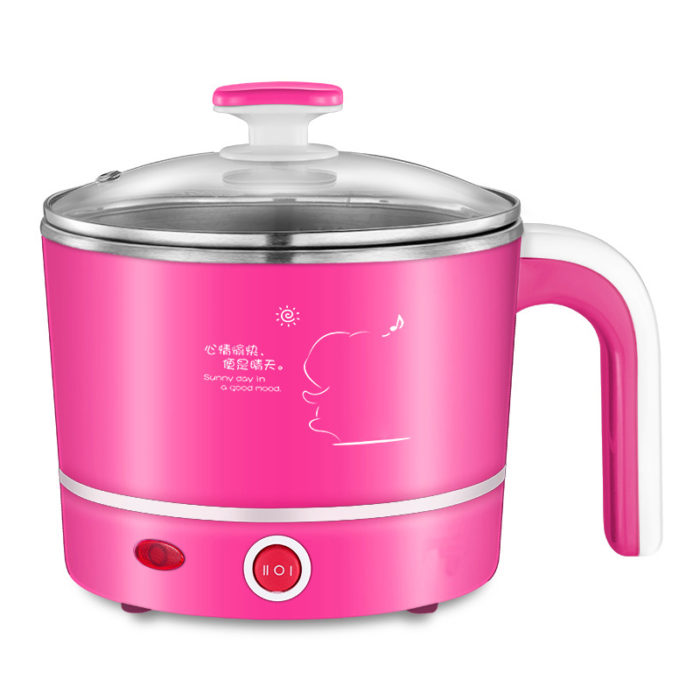 Mini Portable Electric Stainless Steel Food Steamer