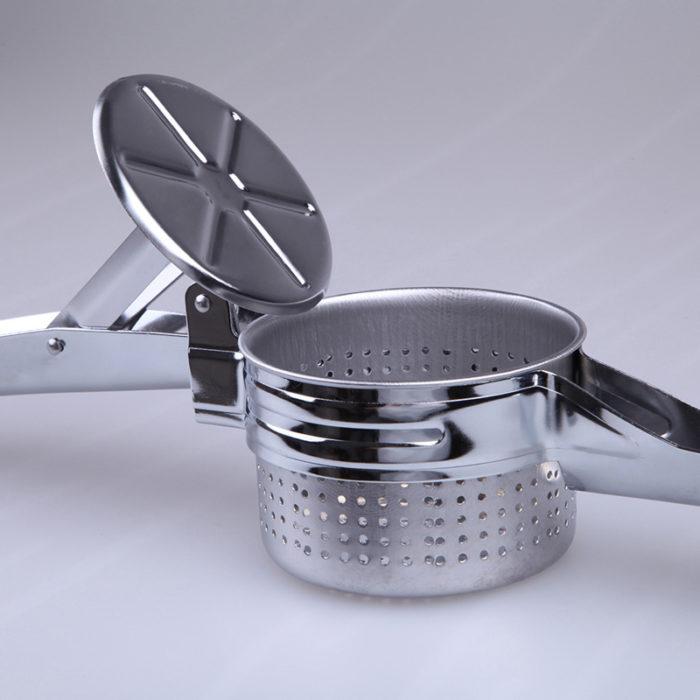 Stainless Steel Potato Masher Ricer Press Tool