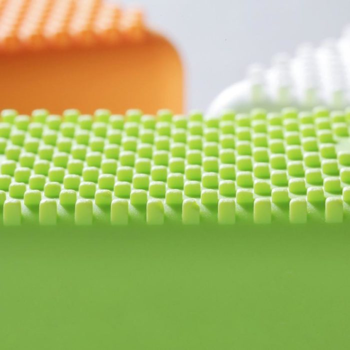 Multipurpose Silicone Scrub Brush
