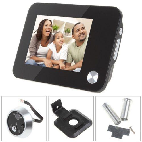 Digital Doorbell Camera with Night Vision