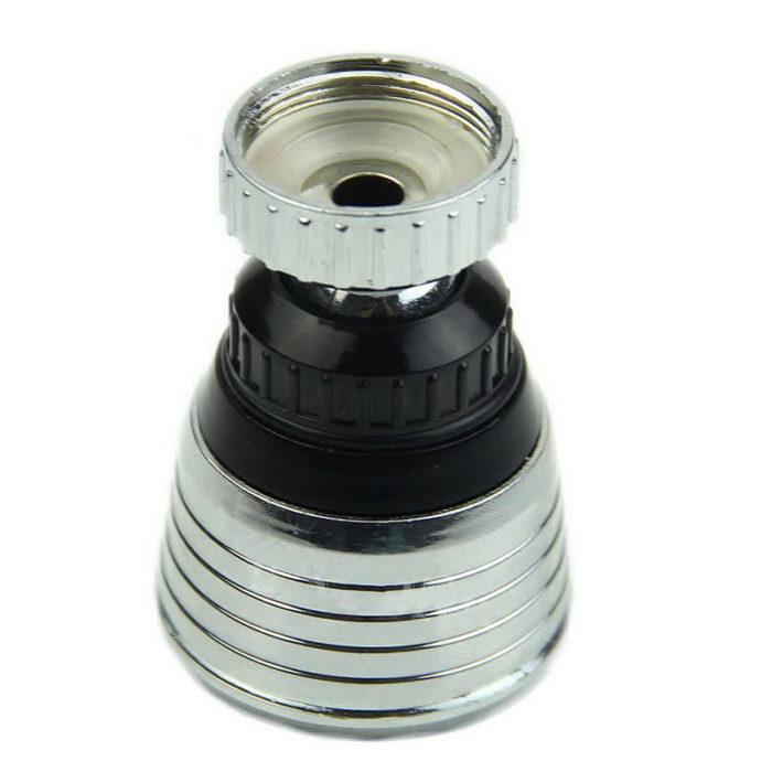 Faucet Tap Aerator 360 Swivel Head