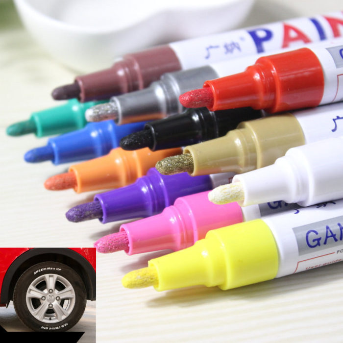 Paint Markers