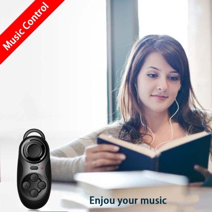 Bluetooth Controller Wireless Mini Gamepad