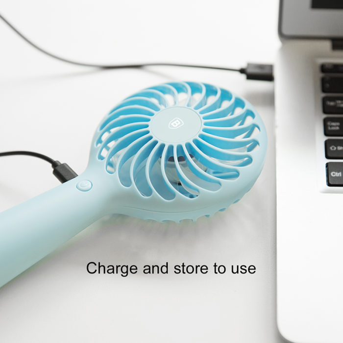 Personal Portable Mini Rechargeable USB Cooling Fan