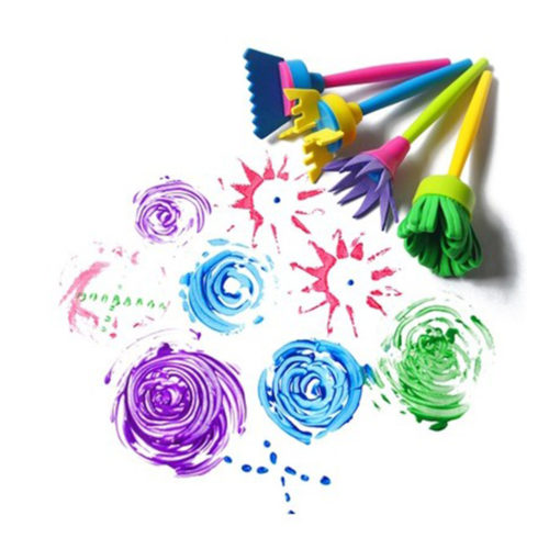 Paint Brush for Kids for Creative Paint Art