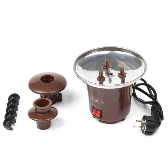 Party Chocolate Fondue Fountain Machine