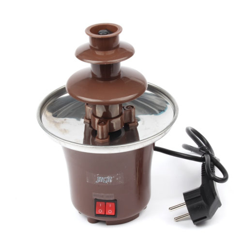 Party Chocolate Fondue Fountain Machine