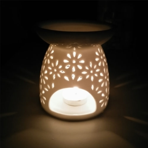 Aromatheraphy Scented Fragrance Oil Candle Burner