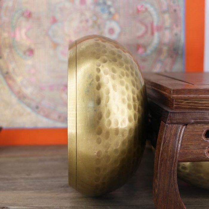 Tibetan Buddhist Nepal Meditation Prayer Singing Bowl