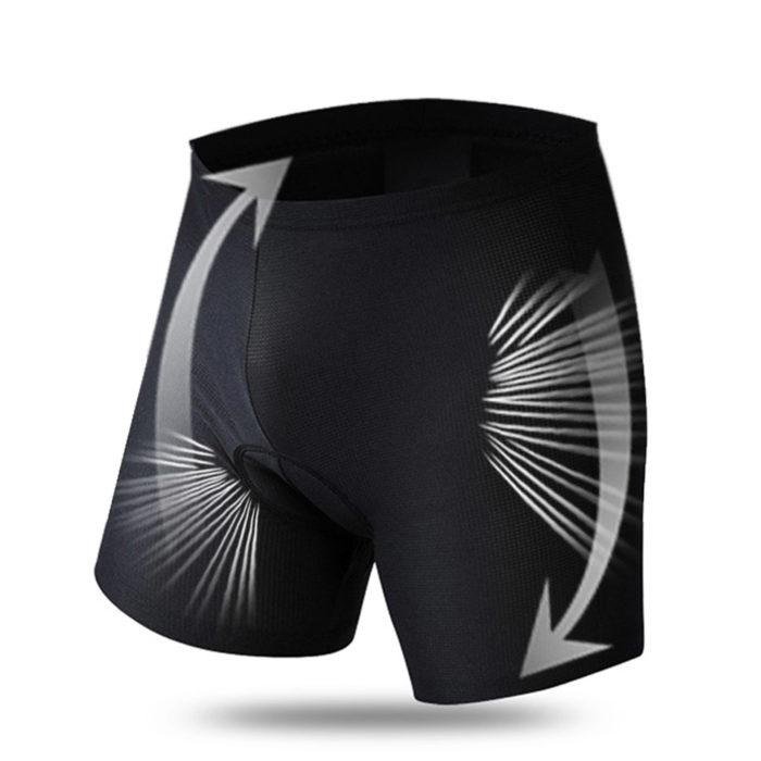 Cycling Shorts Padded Biker Shorts