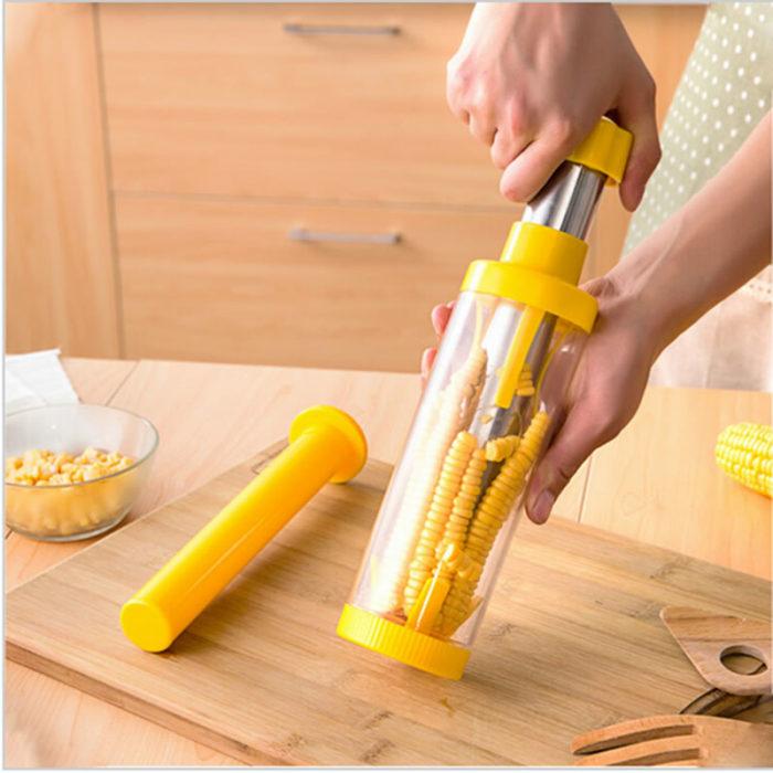 Home Corn Peeling Thresher Machine Tool