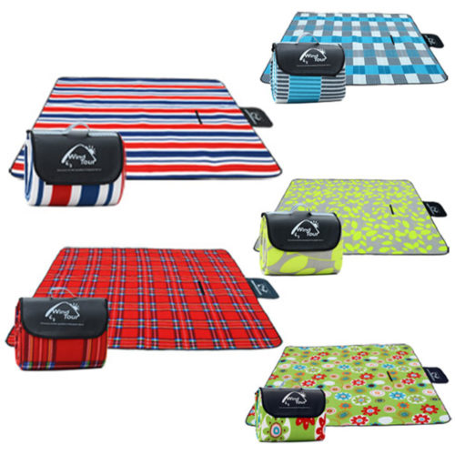 Ultralight Waterproof Foldable Camping Sleeping Mat