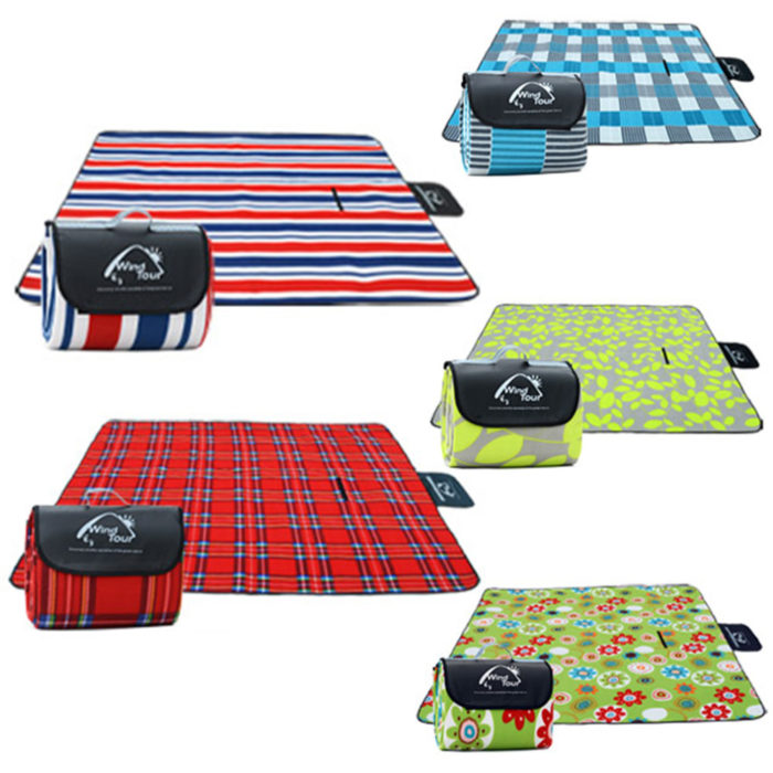 Ultralight Waterproof Foldable Camping Sleeping Mat