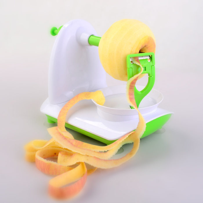 Practical Stainless Steel Fruit Peeler Device