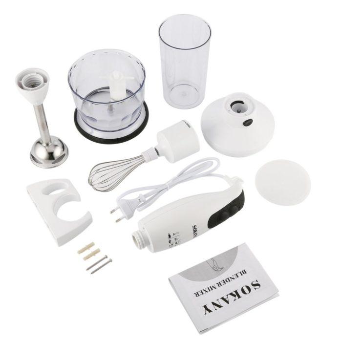 Kitchen Electric Food Mixer Blender Grinder Machine
