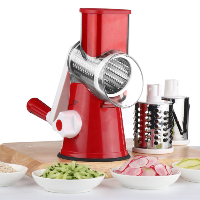 Stainless Steel Multi-Function Fruit And Vegetable Slicer Cutter Tool
