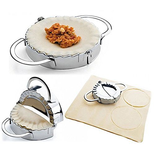 Stainless Steel Chinese Dumpling Press Maker Mold