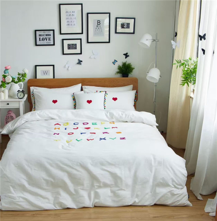 Hypoallergenic Dust Mite Proof Bedding Sheets