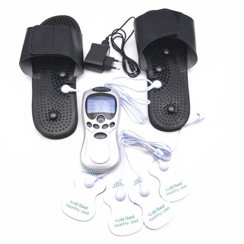 Acupuncture Slippers Electric Therapeutic Massage Tools