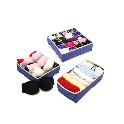 Non-Woven Fabric Underwear Organizer Storage Box