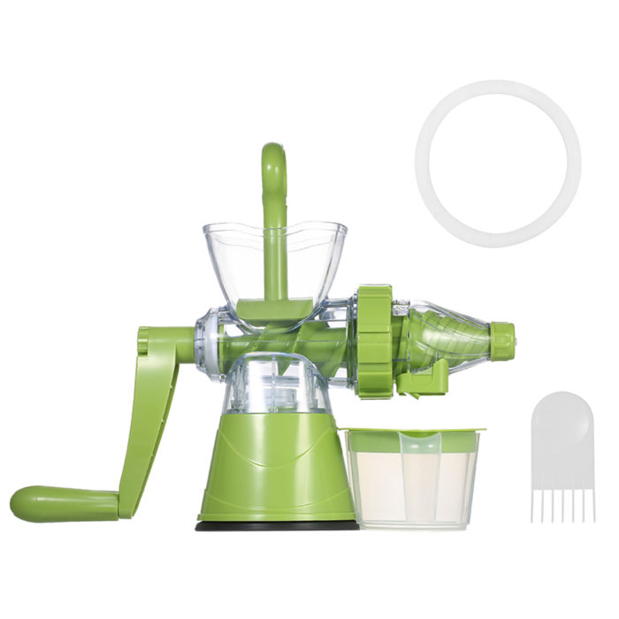 Multi-Functional Fruit And Vegetable Juicer Press