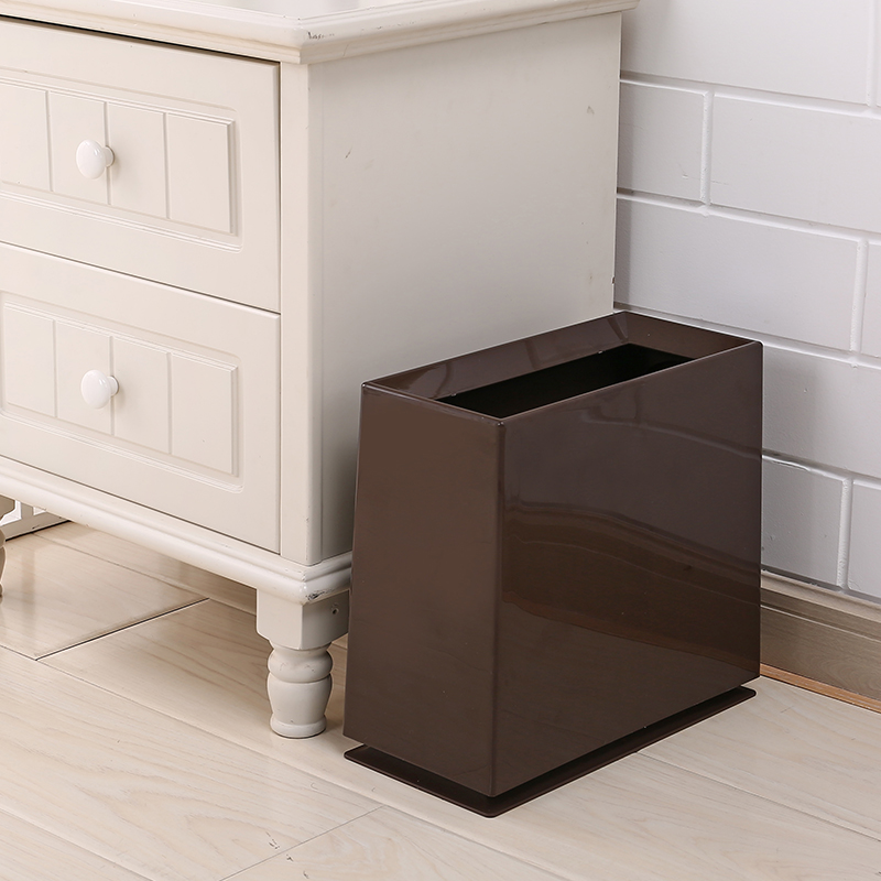 dual compartment plastic garbage trash can life changing products. Black Bedroom Furniture Sets. Home Design Ideas