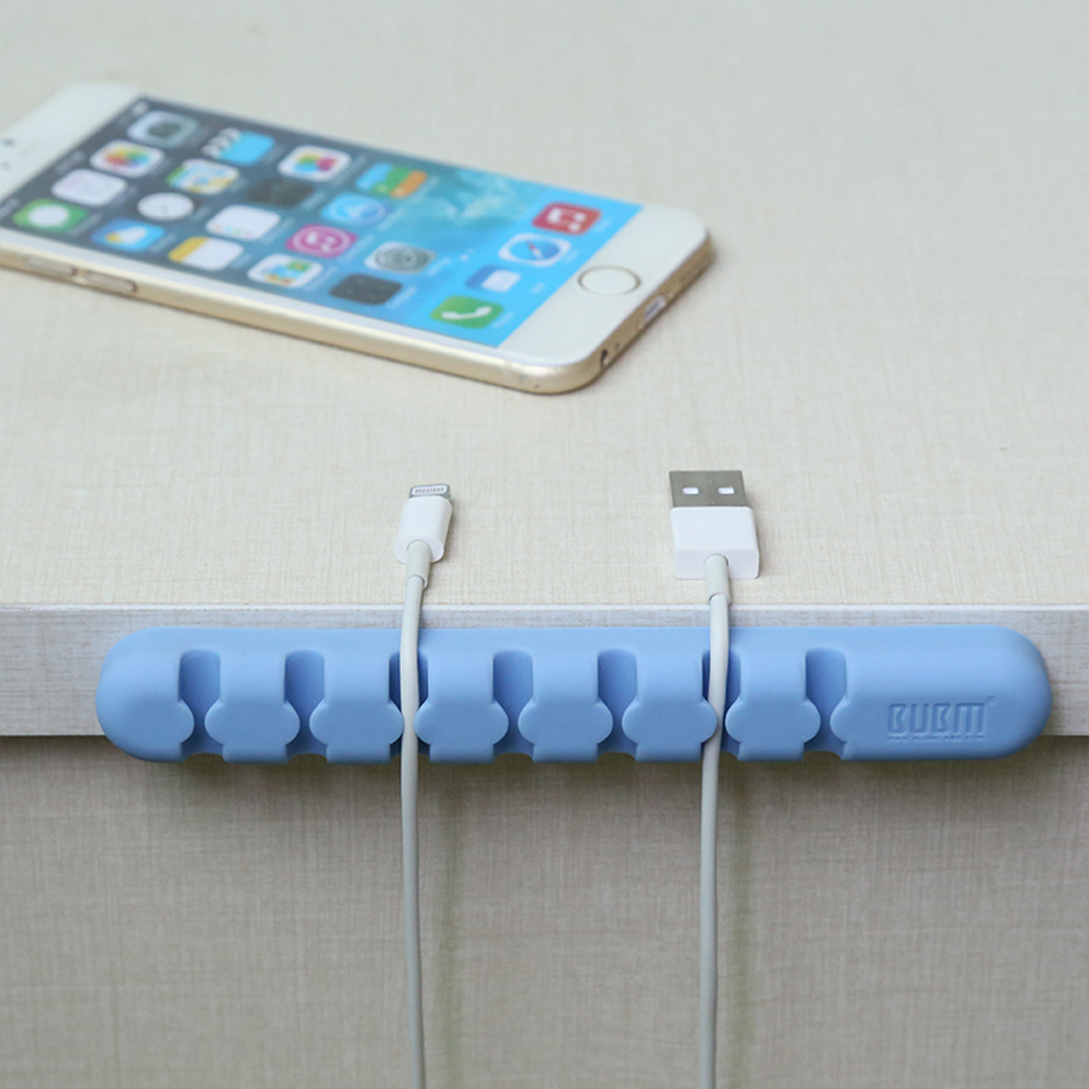 Cord Tidy Organizer Under Desk Cable Management