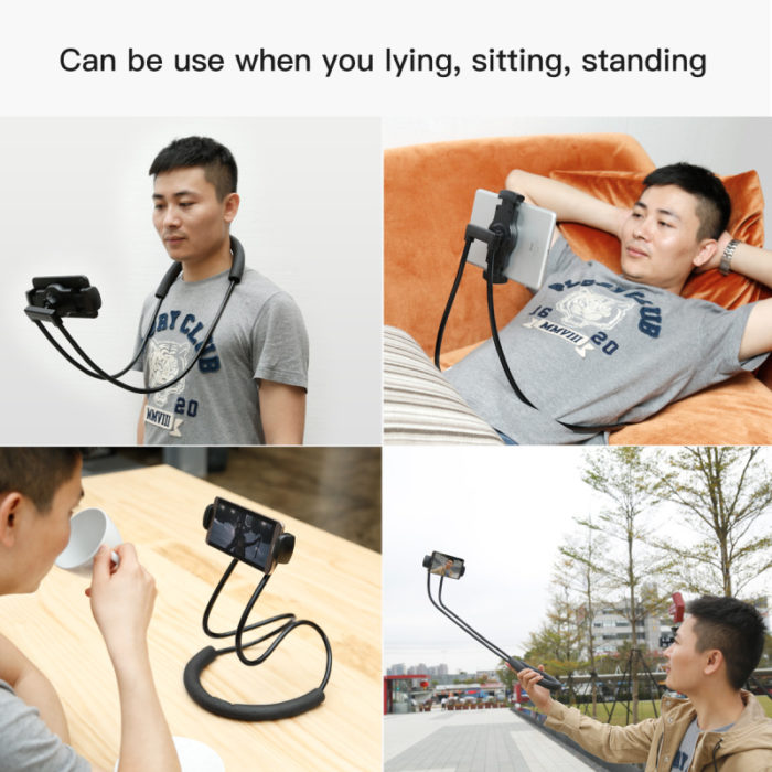 Flexible Lazy Mobile Phone Holder