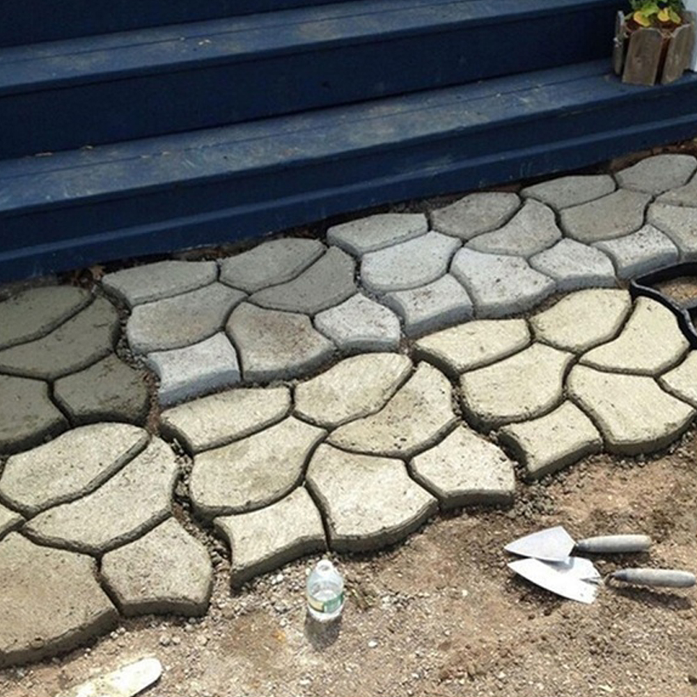 Concrete Molds Paver Pathway Molds