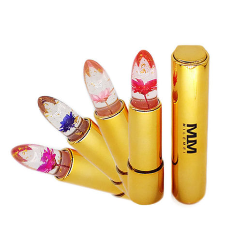 Jelly Flower Color Changing Magic Lipstick