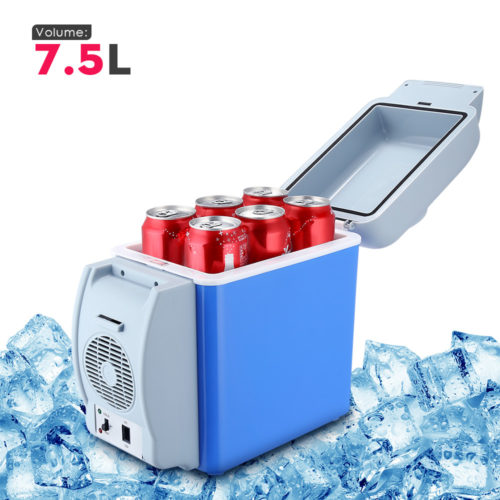 Car Fridge Portable Car Cooler Refrigerator