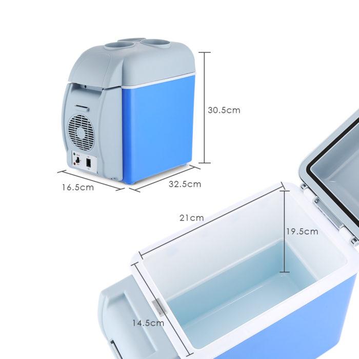 Car Fridge Portable Car Cooler Refrigerator