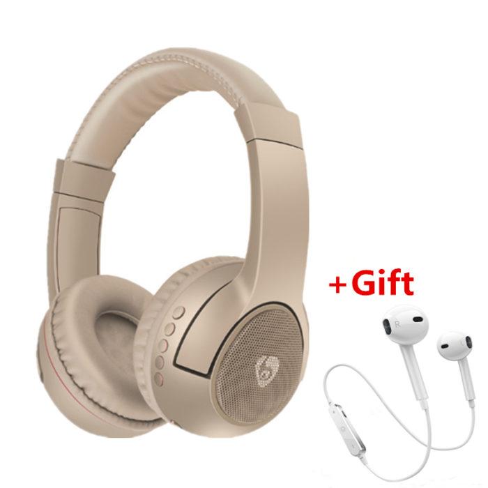 HIFI Wireless Noise Cancelling Bluetooth Headphones