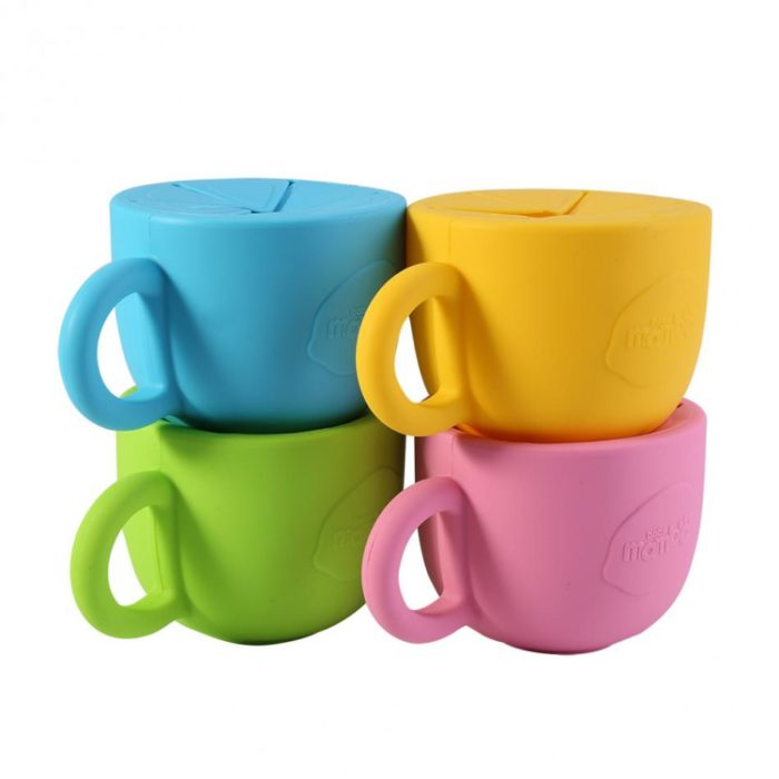Snack Containers Silicone Snack Cup