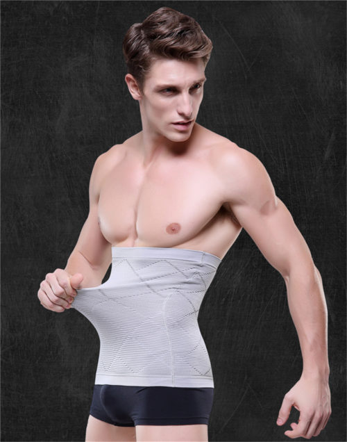 Tummy Control Breathable Body Shaper