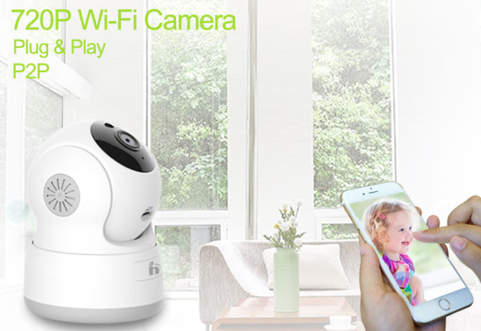 WIFI Wireless Home Security Camera