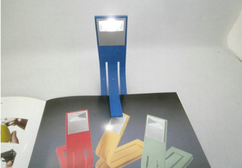 Reading Light Bookmark
