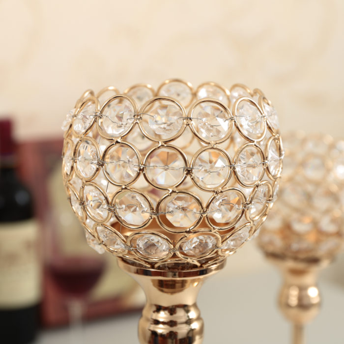 Wedding Centerpieces Table Candlesticks Holders