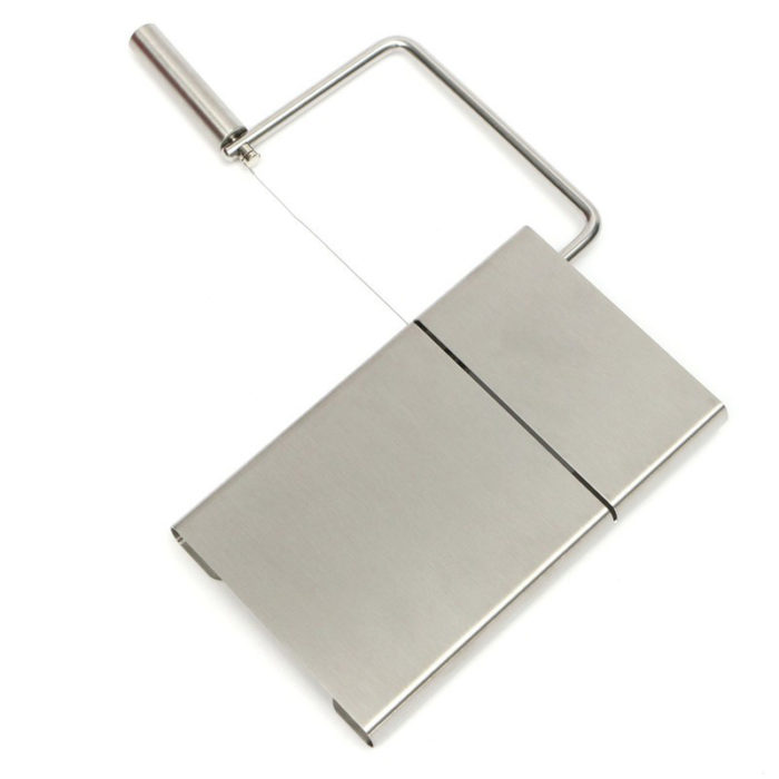 Hand Held Stainless Steel Wire Cheese Slicer Tool