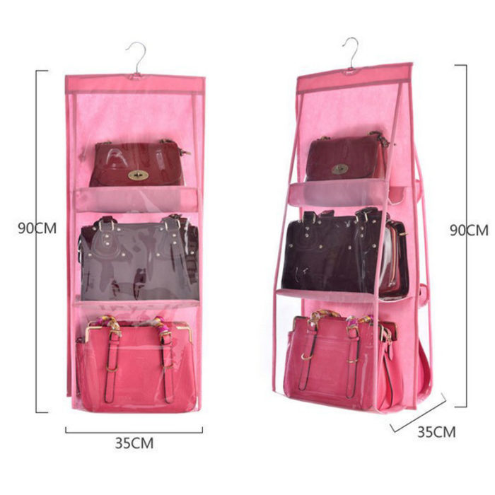 Bag And Purse Organizer Insert