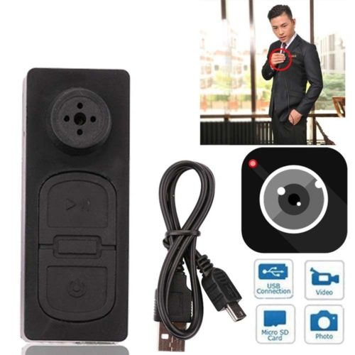 Hidden Mini Camera Spy Cam Gear
