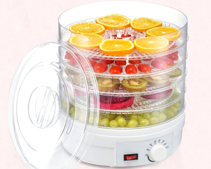 Fruits Vegetable Meat Food Dehydrator Machine