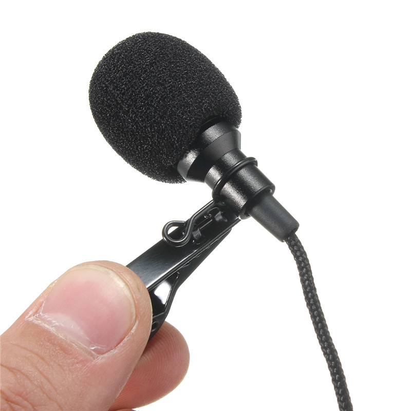 how to use a lavalier mic