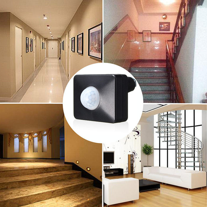 Motion Light Sensor