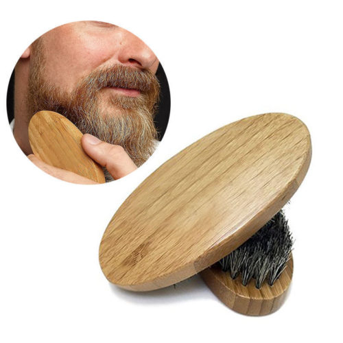 Beard Brush Wooden Beard Comb