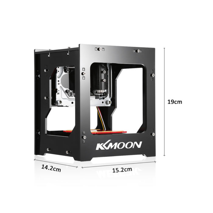 Mini Desktop High Speed Laser Engraving Machine