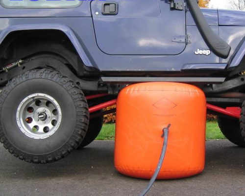 Air Jack Inflatable Bag Car Lifter