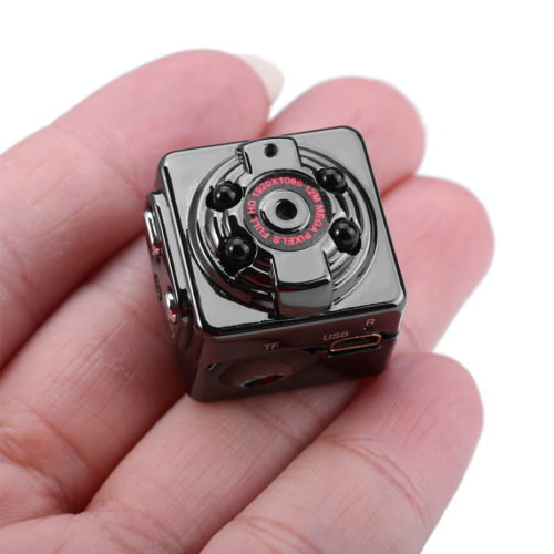 Mini Camera Tiny Cam Recorder
